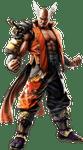 Character: Heihachi Mishima