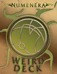 RPG Item: Numenera Weird Deck