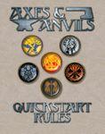 RPG Item: Axes & Anvils Quickstart Rules