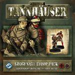 Board Game: Tannhäuser: Shogunate Troop Pack