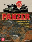 Board Game: Panzer: Game Expansion Set, Nr 1 – The Shape of Battle on the Eastern Front 1943-45