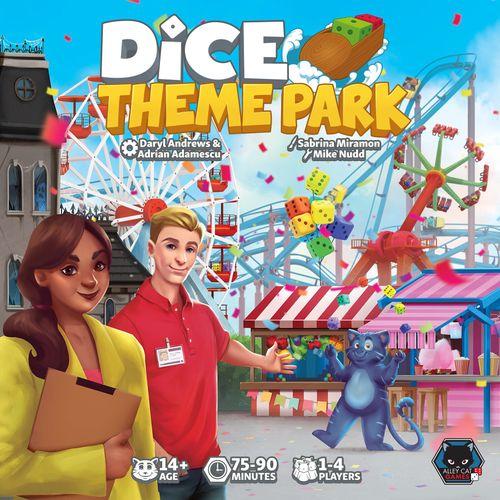 Board Game: Dice Theme Park