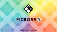 Video Game: Picross S