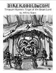RPG Item: Treasure Hunters: Crypt of the Beast Lord