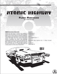 RPG Item: Atomic Highway Web Enhancement 3: Player Musclecars