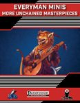 RPG Item: Everyman Minis: More Unchained Bard Masterpieces