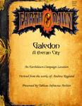 RPG Item: Galedon: A Theran City