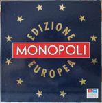 Board Game: Monopoly: European Edition