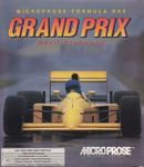 Video Game: Microprose Formula One Grand Prix
