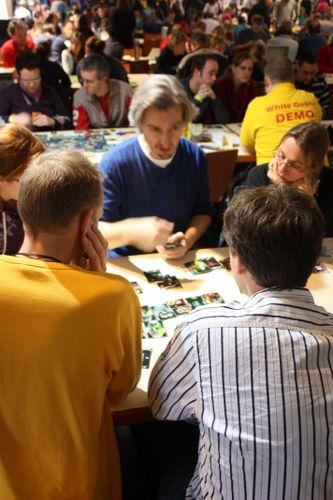 Board Game: Panic Station