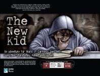 RPG Item: The New Kid