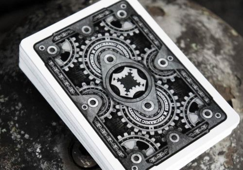 Mechanic deck