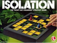 Board Game: Isolation