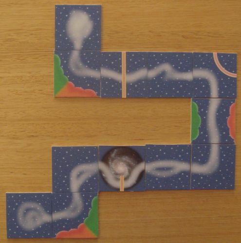 Board Game: Kar-kas-onn