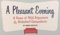 RPG: A Pleasant Evening