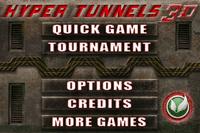 Video Game: Hyper Tunnels 3D
