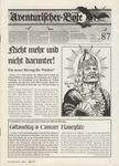 Issue: Aventurischer Bote (Issue 87 - Nov/Dec 2000)