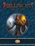 RPG Item: Hellfrost: Arcane Lore
