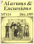 Issue: Alarums & Excursions (Issue 124 - Dec 1985)