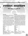 RPG Item: Atomic Highway Web Enhancement 4: Steel Beak & Flesh Ivy