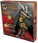 Board Game: Battles of Westeros: Wardens of the West