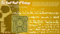 RPG Item: The Vomit Vault of Vechuga (Maze Rats)