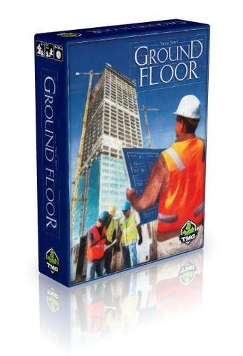 Board Game: Ground Floor