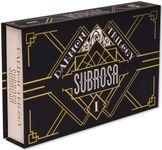 Board Game: Daemon Trilogy: Subrosa