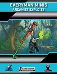 RPG Item: Everyman Minis: Arcanist Exploits