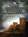 RPG Item: The Butchers of Umbrion