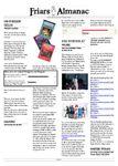 Issue: Friar's Almanac (Issue 8 - Apr 2010)