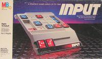 Board Game: Input