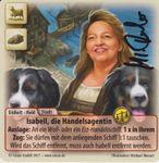 Board Game: Catan: Das Duell – Sonderkarte 2017: Isabell, die Handelsagentin