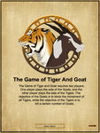 Video Game: Tiger And Goat