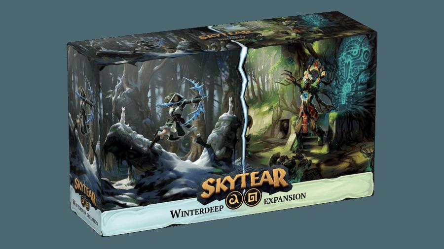 Skytear Winterdeep Box