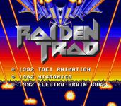 Video Game: Raiden Trad
