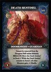 Board Game: Thunderstone: Death Sentinel Promo