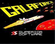 Video Game: Galaforce