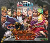 Board Game: BattleCON: Devastation of Indines