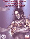 RPG Item: Necromancer's Legacy: Thee Compleat Librum ov Gar'Udok's Necromantic Artes (Original Edition)