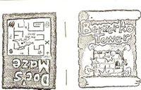 RPG Item: Berzerko Tower / Doc's Maze