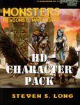 RPG Item: Monsters, Minions & Marauders (HD Character Pack)