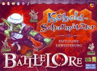 Board Game: BattleLore: Goblin Skirmishers Specialist Pack