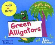 Board Game: Green Alligators