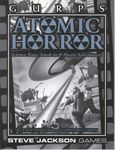 RPG Item: GURPS Atomic Horror (Second Edition)