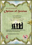 RPG Item: Options of Heroism