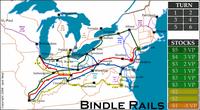 Board Game: Bindle Rails