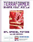 RPG Item: Terraformer #04: EFL Special Forces