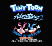 Video Game: Tiny Toon Adventures 2: Trouble in Wackyland