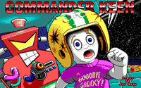 Video Game: Commander Keen: The Armageddon Machine